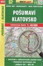Pošumaví, Klatovsko - mapa SHOCart č. 432 - 1:40 000