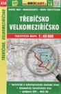 Třebíčsko, Velkomeziříčsko - mapa SHOCart č. 450 - 1:40 000