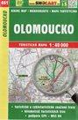 Olomoucko - mapa SHOCart č. 461 - 1:40 000