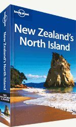 New Zelands North Island - Lonely Planet Guide Book - 1th ed. - A5