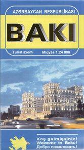 Baku - pl. 1:24 000