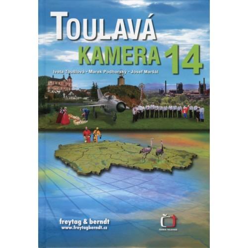 Toulavá kamera 14 - I. Toušková, M. Podhorský, J. Maršál - 166x236 mm