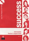 Success - Intermediate - Teacher´s Support Book
