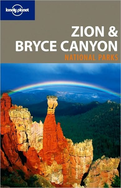 NP Zion & Bryce Canyon - Lonely Planet Guide Book - 2nd ed. /USA/ - 13x20 cm