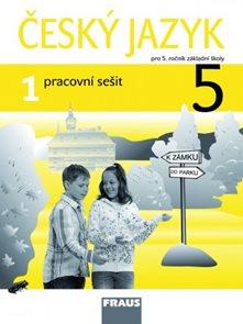 Český jazyk 5.ročník ZŠ - pracovní sešit 1