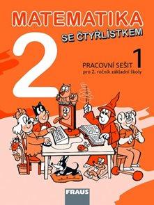 Matematika se Čtyřlístkem 2 - Pracovní sešit 1