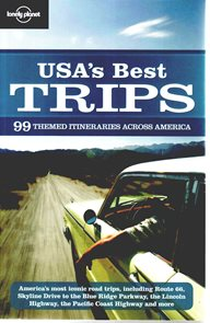 USA´s Best Trips - Lonely Planet Guide Book - 1th ed.