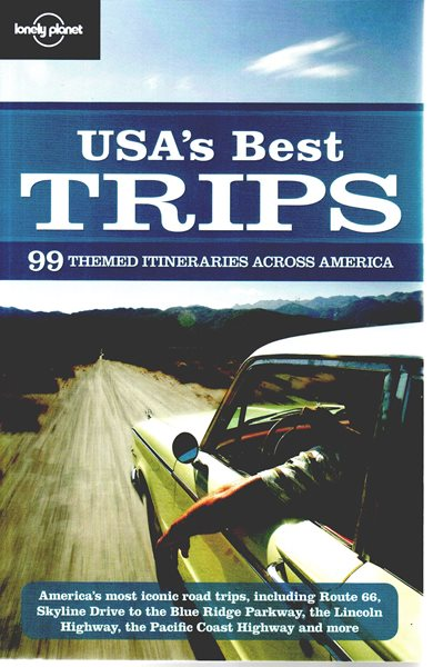 USA´s Best Trips - Lonely Planet Guide Book - 1th ed. - 130x198mm, paperback