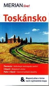 Toskánsko - průvodce Merian č.30 - 3.vydání /Itálie/