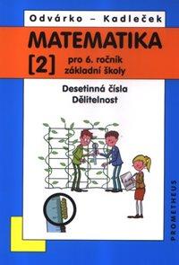 Matematika 6.r., 2.díl - nové vydání