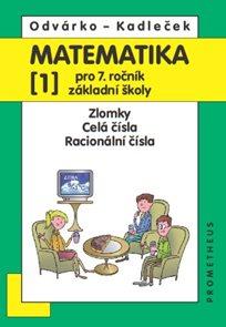 Matematika 7, 1.díl - nové vydání