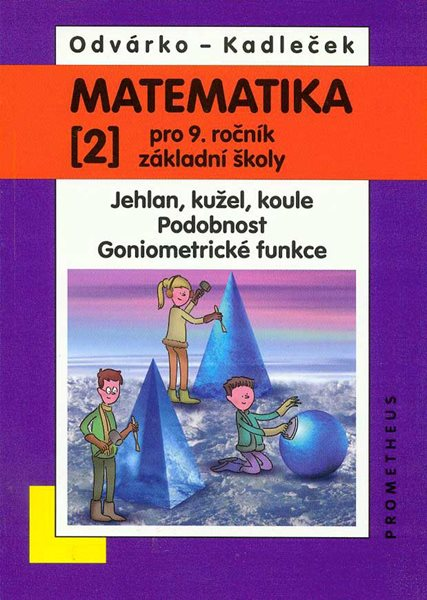 Matematika 9, 2. díl - nové vydání