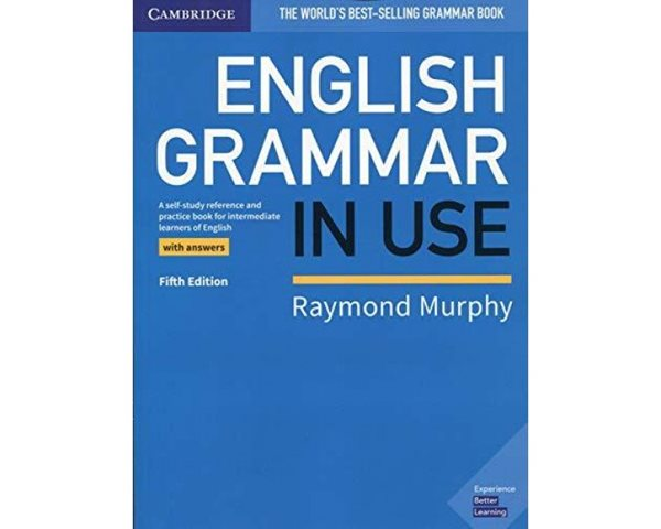 English Grammar in Use with ansewrs 4. edice - Murphy Raymond - 260 x 200 x 15 mm