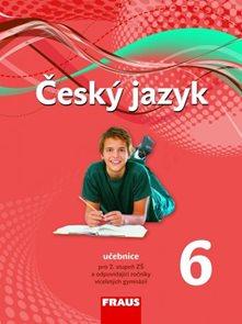Český jazyk 6.r. a prima VG - učebnice nová generace
