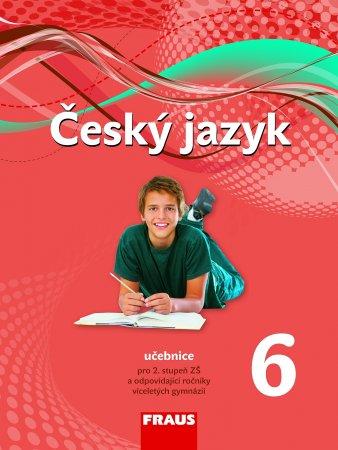 Český jazyk 6.r. a prima VG - učebnice nová generace - Krausová, Teršová a kol. - 210 x 297 mm