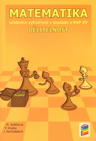 Matematika 6 - Dělitelnost - učebnice /NOVÁ ŘADA/