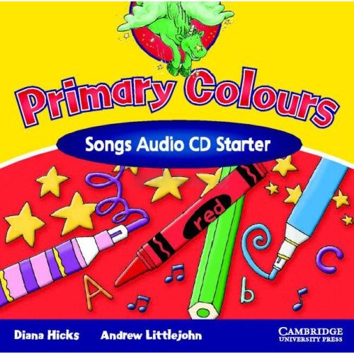 Primary Colours Starter Songs and Stories Audio CD