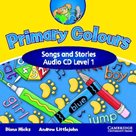 Primary Colours 1 Songs and Stories Audio CD
