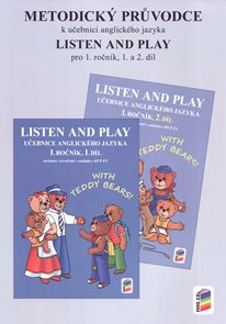 Listen and Play 1 - metodická příručka - Angličtina pro nejmenší