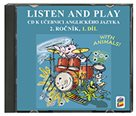 Listen and Play 2- Audio CD 2.r. 1. díl