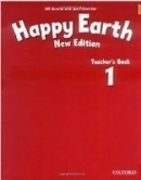 Happy Earth 1 - Teachers Book NEW EDITION