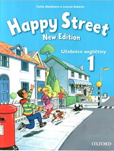 Happy Street 1 NEW EDITION Class Book  CZ