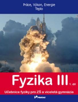 Fyzika III - 1. díl - učebnice - 200 x 260 x 10 mm