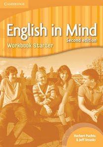 English in Mind Starter Workbook, 2. edice