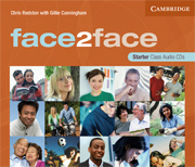 Face2face Starter Class Audio CDs