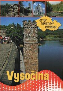 Vysočina -  Ottův turistický průvodce