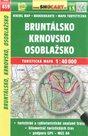 Bruntálsko, Krnovsko, Osoblažsko - mapa SHOCart č.459 - 1:40 000