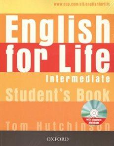 English for Life Intermediate Students Book + MultiROM