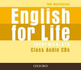 English for Life Intermediate Class Audio CDs