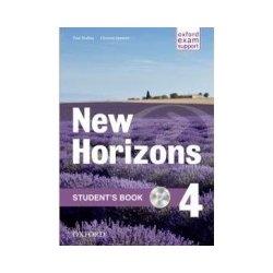 New Horizons 4 Students Book - Paul Radley, Daniela Simons - A4