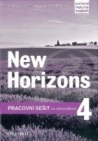 New Horizons 4 Workbook CZ