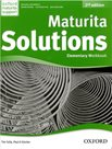 Maturita Solutions Elementary Workbook CZ + CD, 2.ed.