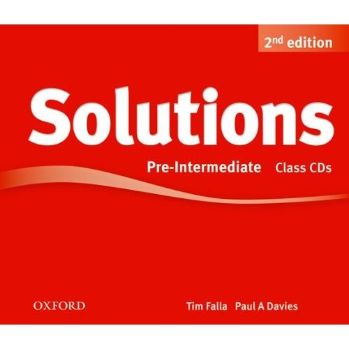Maturita Solutions Pre-Intermediate Class Audio CDs, 2. edice - Tim Falla, P. A. Davies