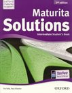 Maturita Solutions Intermediate Students Book CZ, 2. edice