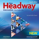 New Headway Intermediate Class Audio CDs, 4. edice