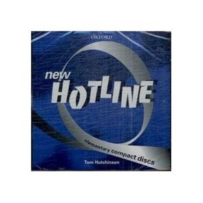 New Hotline Elementary Audio CDs