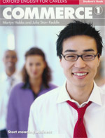 Oxford English for Careers - Commerce 1 Students Book