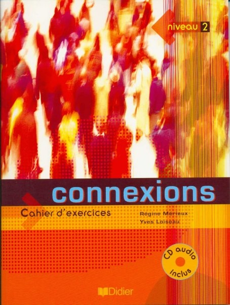 Connexions 2 pracovní sešit + audio CD