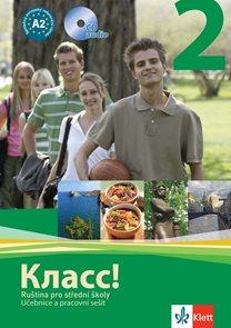 Klass 2 - učebnice a pracovní sešit + CD