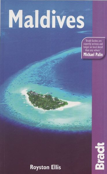 Maledives /Maledivy/ - Bradt Travel Guide - 4th ed. - Royston Ellis - 14x22 cm, Sleva 13%