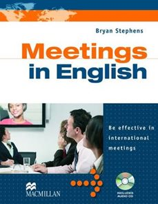 Meetings in English + CD