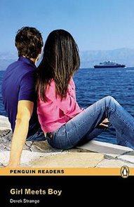 Girl Meets Boy - Readers - Level 1 + Audio CD Pack