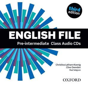 English File Pre-intermediate third edition Class AUDIO CDs /4/