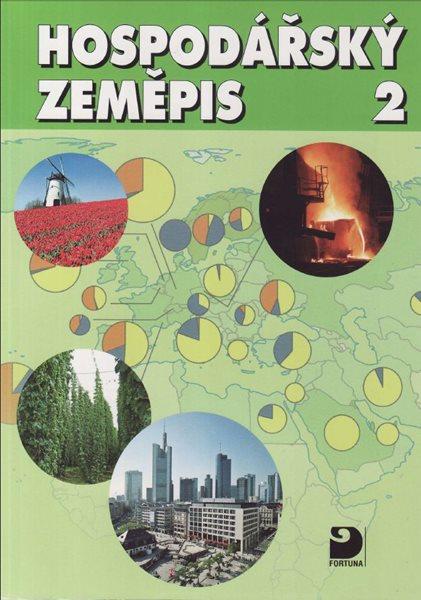 Hospodářský zeměpis 2 /nové vydání/ - L. Skokan a kol. - 145 x 205 x 10 mm