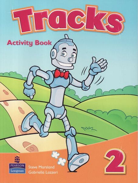 Tracks 2 - Activity Book - Marsland S., Lazzeri G. - A4, brožovaná