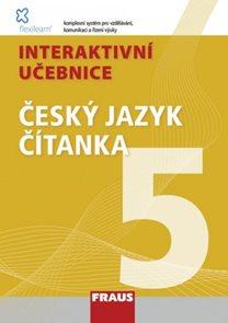 Český jazyk/Čítanka 5 i-učebnice, školní multilicence (verze 2011)